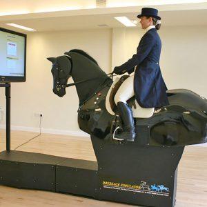 סימולטור רכיבה על סוסים לא משתווה לדבר האמיתי – מחקר