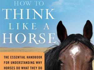 ספר על סוסים: איך לחשוב כמו סוס