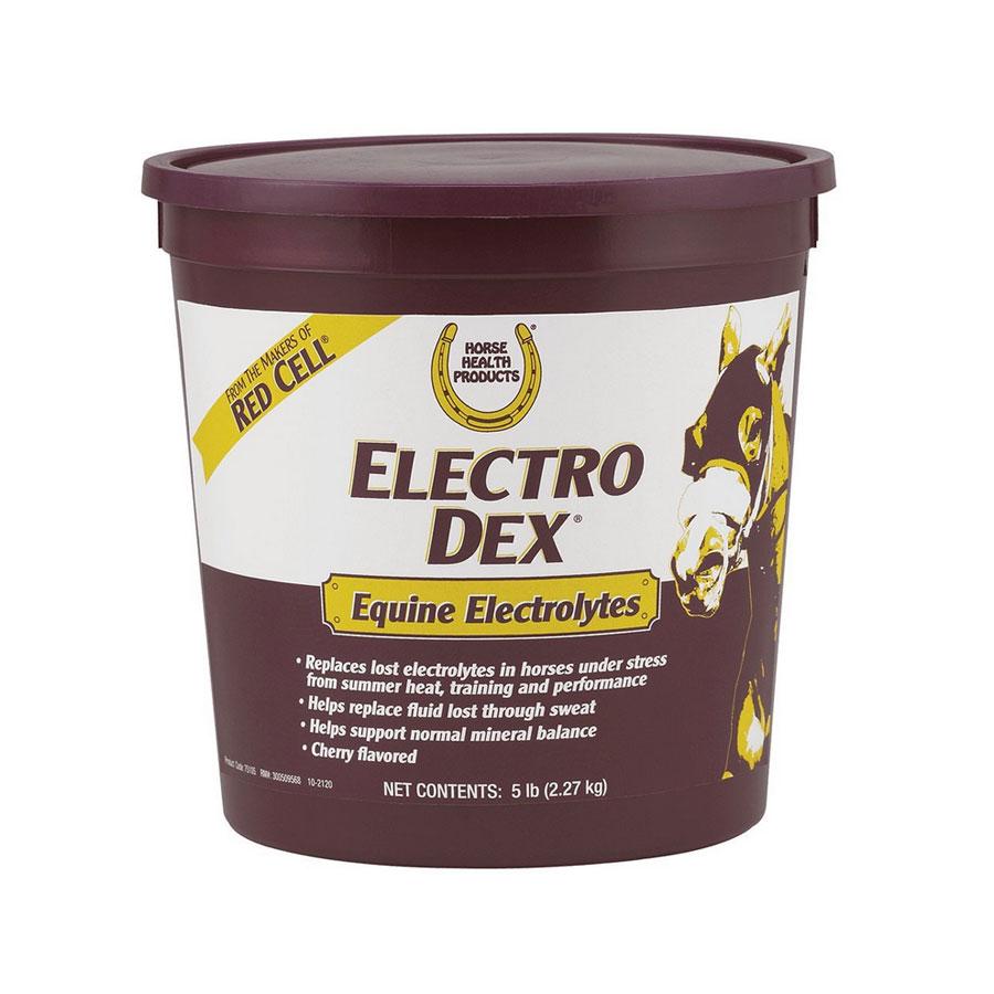 אלקטרוליטים לסוסים