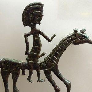 כבר בעידן הברונזה היתה העדפה לסוסים ממין זכר