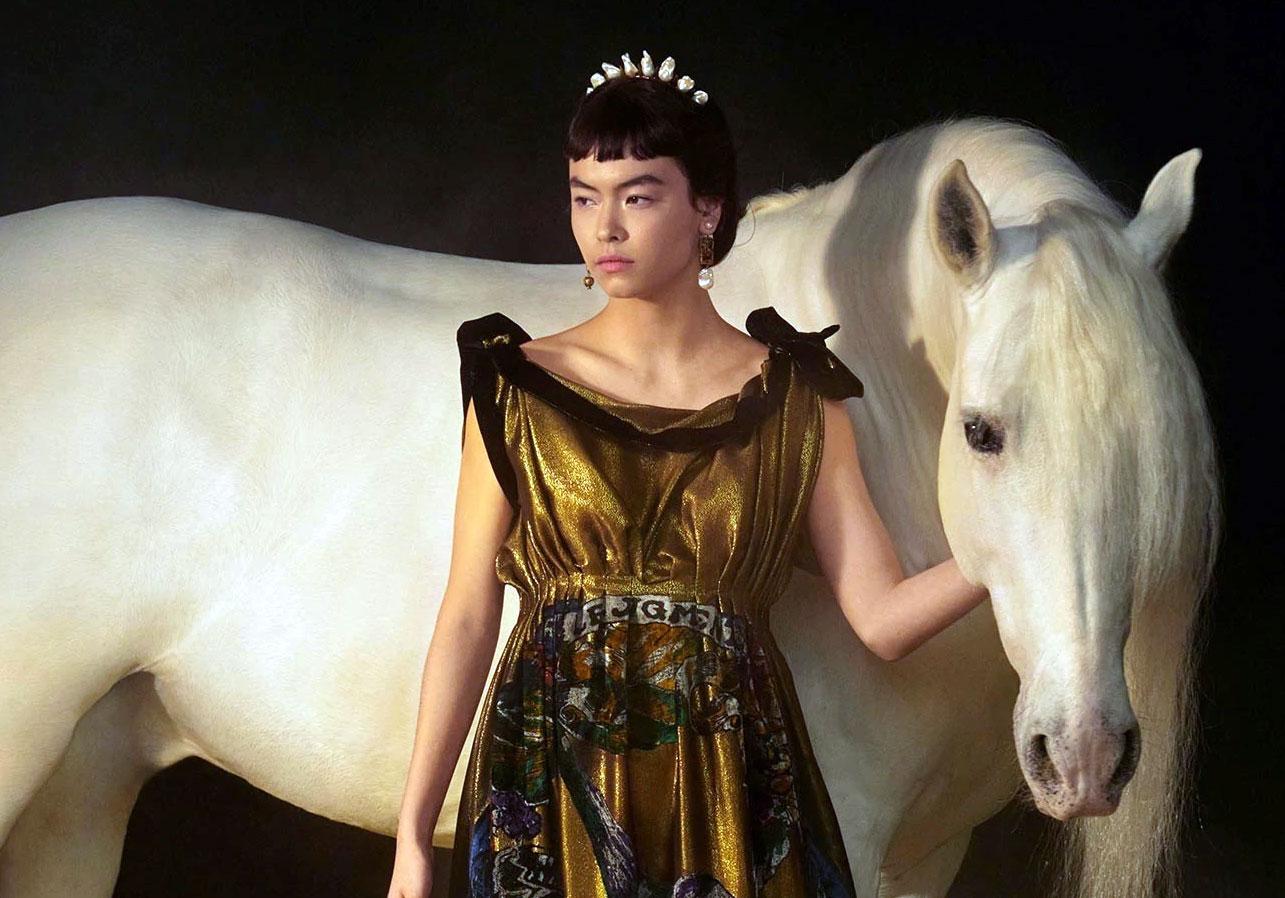 כריסטיאן דיור סוסים