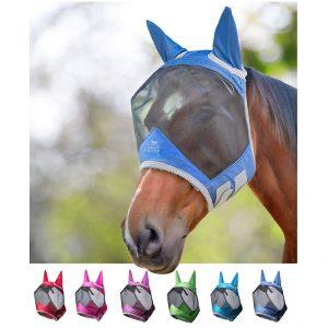 מסיכת זבובים לסוסים
